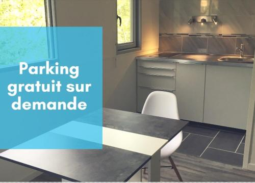 Studio Lyon - Villeurbanne : Apartment near Villeurbanne