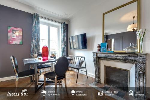 Sweet Inn - Rivoli II : Apartment near Paris 4e Arrondissement