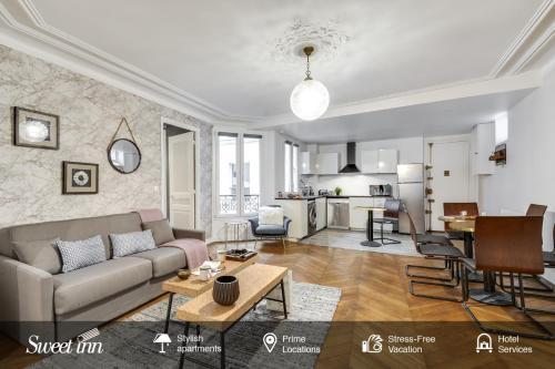 Sweet Inn - Le Marais : Apartment near Paris 4e Arrondissement