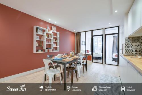 Sweet Inn - Cossonerie : Apartment near Paris