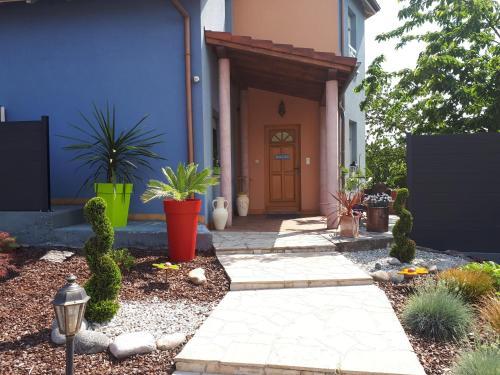 Les Jardins d'Andrea - Quartier maraîcher Colmar : Apartment near Horbourg-Wihr