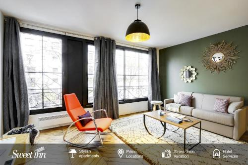 Sweet Inn - Strasbourg : Apartment near Paris 10e Arrondissement