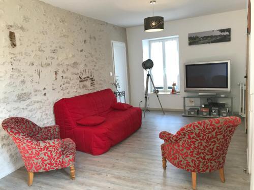 Gîte du Parc des Mauves : Guest accommodation near Huisseau-sur-Mauves