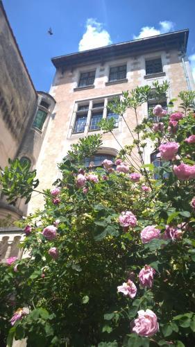 Résidence du Château : Apartment near Saint-Martial-de-Vitaterne
