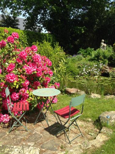 L'Hermine Blanche : Bed and Breakfast near La Chapelle-Blanche