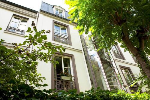 Le Hameau de Passy : Hotel near Paris 16e Arrondissement