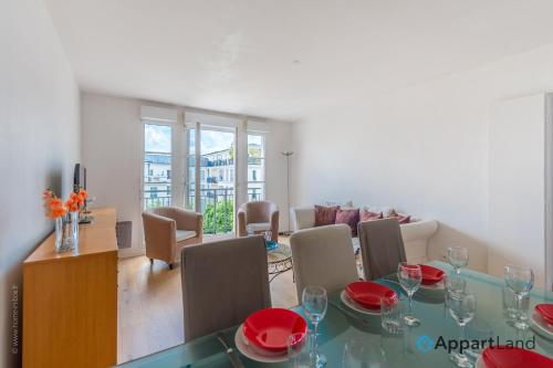 Sinfonia : Apartment near Chanteloup-en-Brie