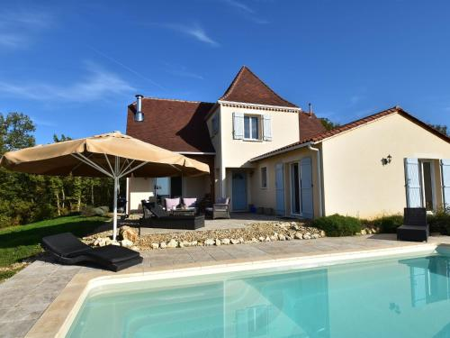 Villa - Sainte Foy De Longas : Guest accommodation near Pressignac-Vicq