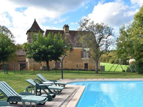 Maison De Vacances - Besse 1 : Guest accommodation near Besse