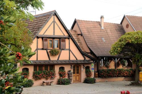 Gîte Fahrer-Ackermann : Guest accommodation near Saint-Hippolyte
