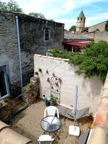Millepetit Cottage by the Canal du Midi : Guest accommodation near Monze