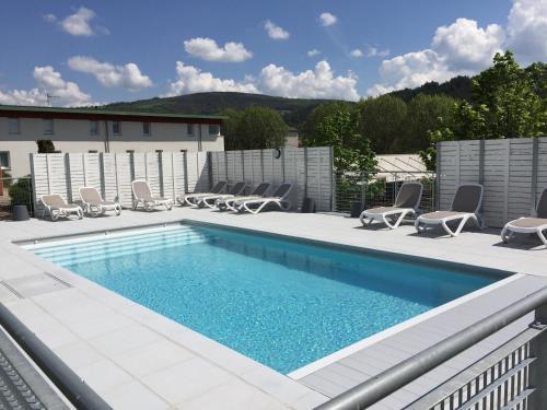 Brit Hôtel Marvejols : Hotel near Saint-Bonnet-de-Chirac