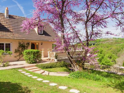 La Colline : Guest accommodation near Terrasson-Lavilledieu