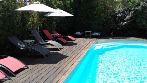 Le Synaya : Hotel near Sanary-sur-Mer