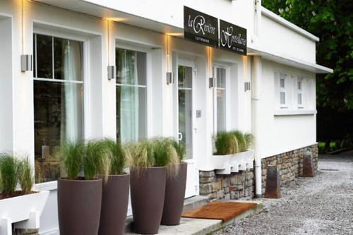 Hostellerie De La Riviere : Hotel near Saint-Léonard