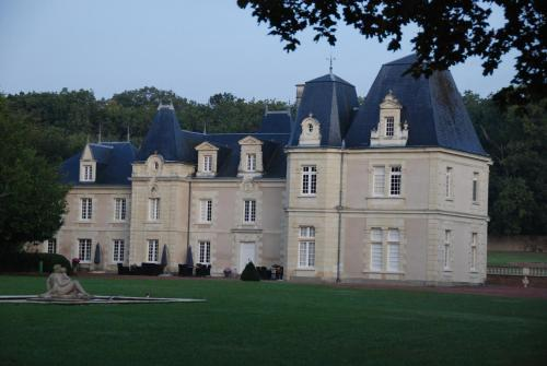 Chateau de Jalnay : Bed and Breakfast near Luzay