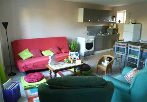 Maison de La Besliere : Guest accommodation near La Lucerne-d'Outremer