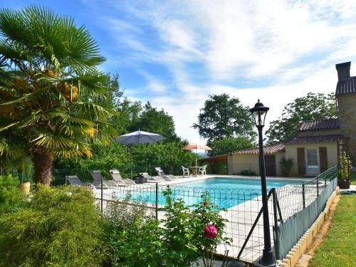 Maison De Vacances - Villefranche-Du-Perigord 1 : Guest accommodation near Saint-Cernin-de-l'Herm