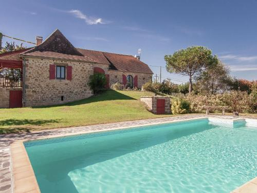 Holiday home Sioniac : Guest accommodation near Carennac