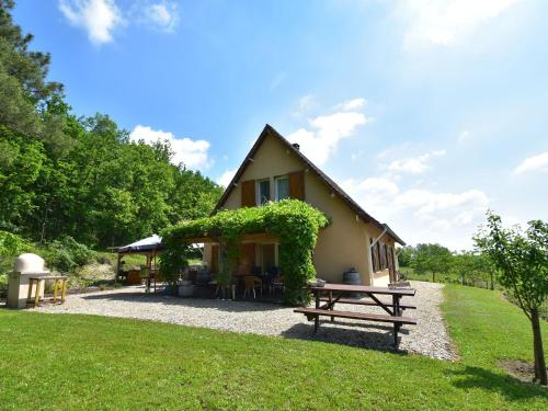 Maison L Esysalle : Guest accommodation near Bouniagues