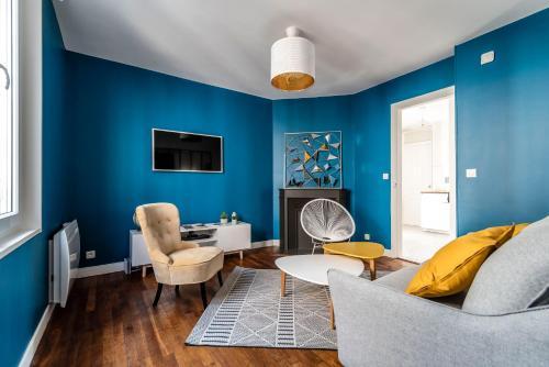 MM Suites Cathédrale : Apartment near Reims
