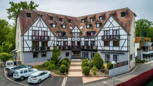 Hôtel Restaurant Les Alizés : Hotel near Matzenheim