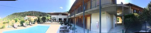 Hotel Le Vanséen : Hotel near Chambonas