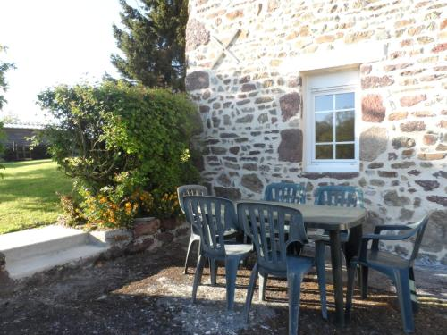 Holiday home Le Pont Cagnon : Guest accommodation near Bricqueville-sur-Mer