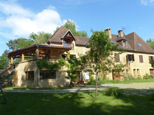 Gite Le Verdier : Guest accommodation near Orliac