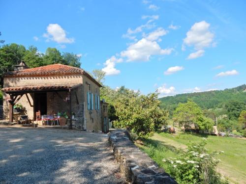 Maison De Vacances - Villefranche-Du-Perigord 3 : Guest accommodation near Saint-Cernin-de-l'Herm