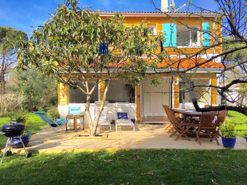 Villa Chez Pepe : Guest accommodation near Andernos-les-Bains