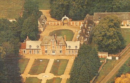 Chateau de Vauchelles : Guest accommodation near Wiry-au-Mont