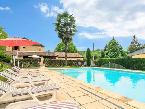 Maison De Vacances - Siorac-En-Périgord : Guest accommodation near Mouzens