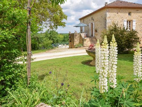 Girou Haut : Guest accommodation near Saint-Martin-le-Redon