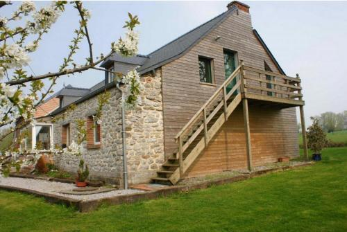 Lez Orees : Bed and Breakfast near Haut-Lieu