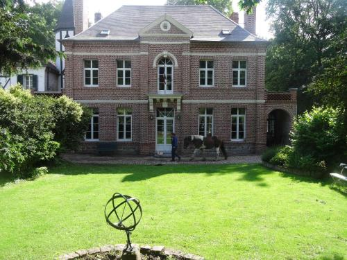 Le Loubarré : Bed and Breakfast near Monchy-Cayeux