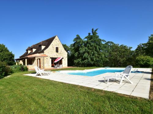 Maison De Vacances - Orliac 2 : Guest accommodation near Orliac