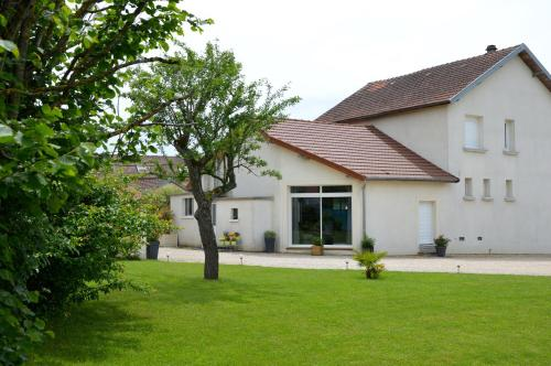 Particulier : Guest accommodation near Saint-Germain-lès-Senailly