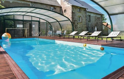 Gîte de la petellerie : Guest accommodation near La Barre-de-Semilly