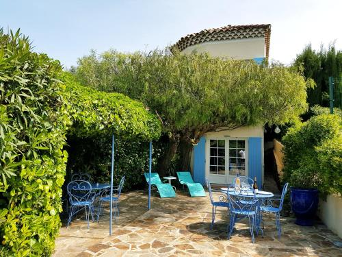 Villa Adriandre : Guest accommodation near Rayol-Canadel-sur-Mer