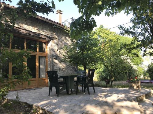 Les Pieds Des Sables : Guest accommodation near Neuvicq-le-Château