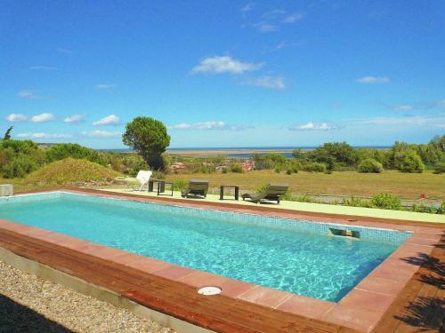 Villa - La Palme : Guest accommodation near Roquefort-des-Corbières