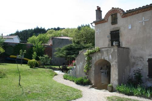 Le Logis d'Ama : Guest accommodation near Boudes