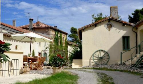 Domaine de la Matte : Bed and Breakfast near Limousis