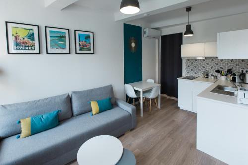 le petit hyerois : Apartment near Hyères