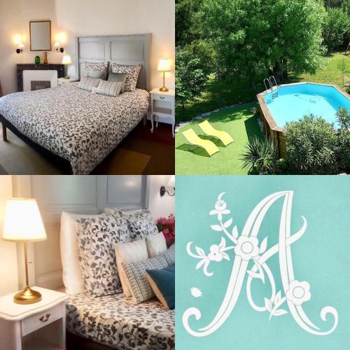 Maison a' Auguste : Guest accommodation near Saint-Martin-de-Valgalgues