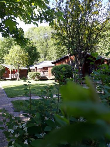 Domaine des Fadarelles : Guest accommodation near Campestre-et-Luc