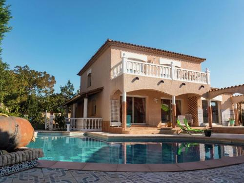 Villa - Perpignan : Guest accommodation near Saint-Jean-Lasseille