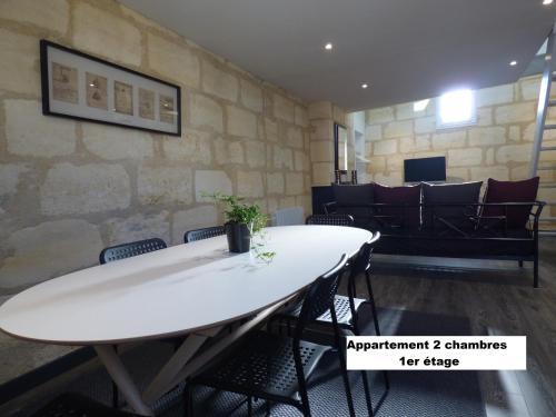 Gare Saint Jean (2mn) Appartements : Apartment near Bègles