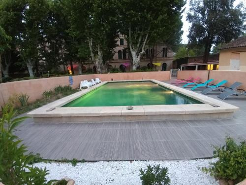 Couvent des Ursulines : Guest accommodation near Pézenas